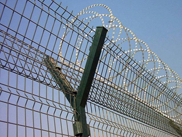 机场护栏网装车会出现刮痕?
