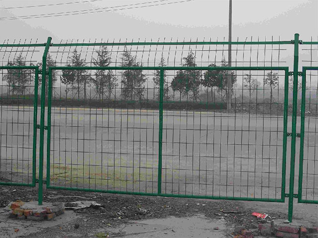 边框护栏网安装方式及工期介绍