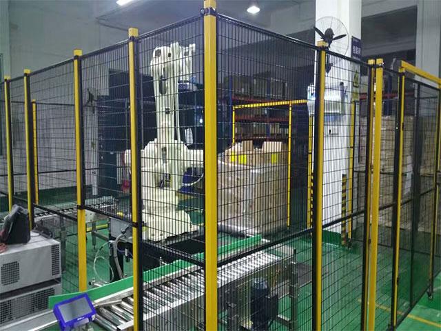 车间护栏网安装方法及注意事项