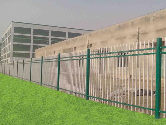 厂区锌钢护栏安装承包