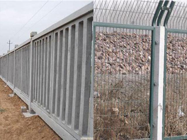 小区围墙栅栏供应商