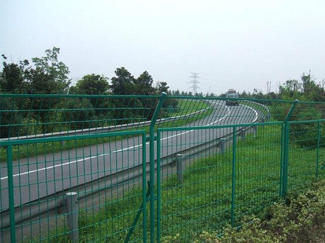 公路护栏网工程