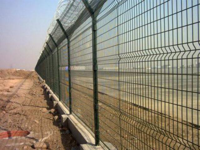 机场隔离栅