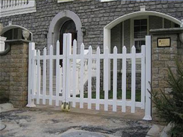 PVC栅栏安装费