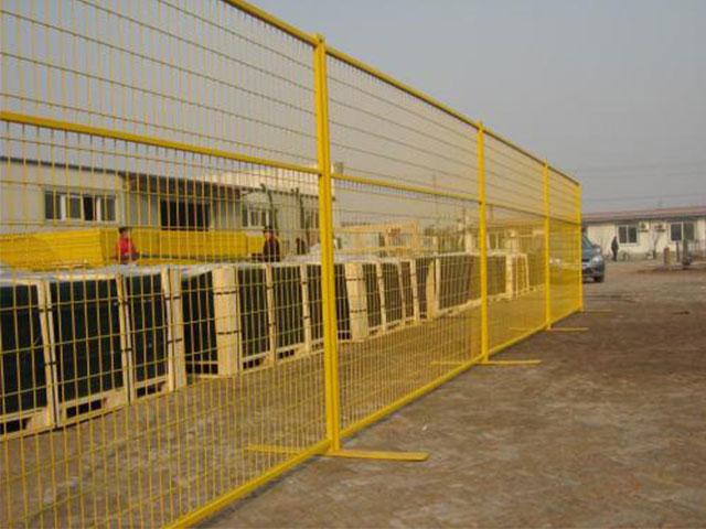 临时围栏网安装人工费