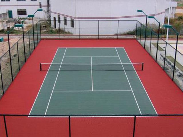 排球场围网三大种类
