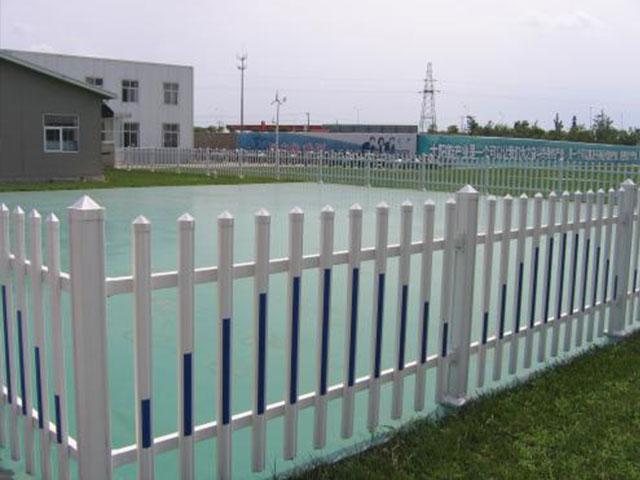 PVC栅栏更新换代