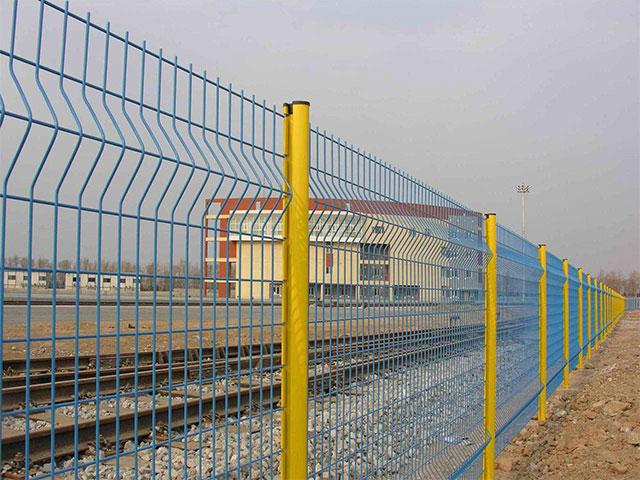 铁路隔离网多少钱一米