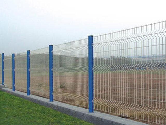 铁丝网围栏制作流程