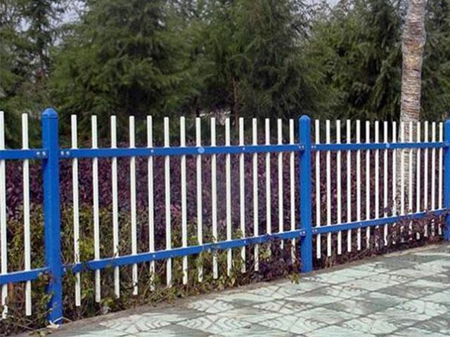 锌钢喷塑护栏产品分类介绍