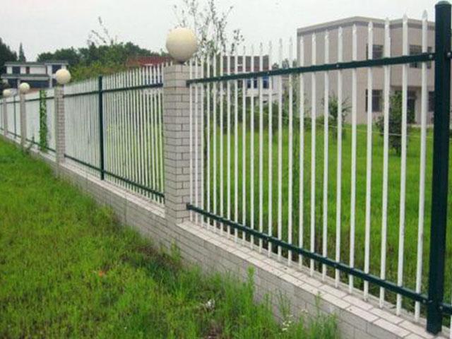 小区围墙栅栏怎么选