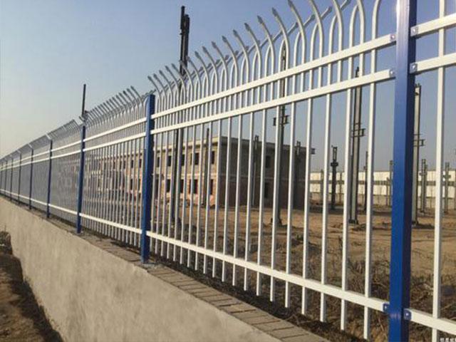 小区围墙栅栏有几个类型