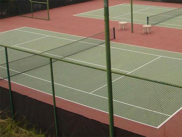 排球场围网生产流程