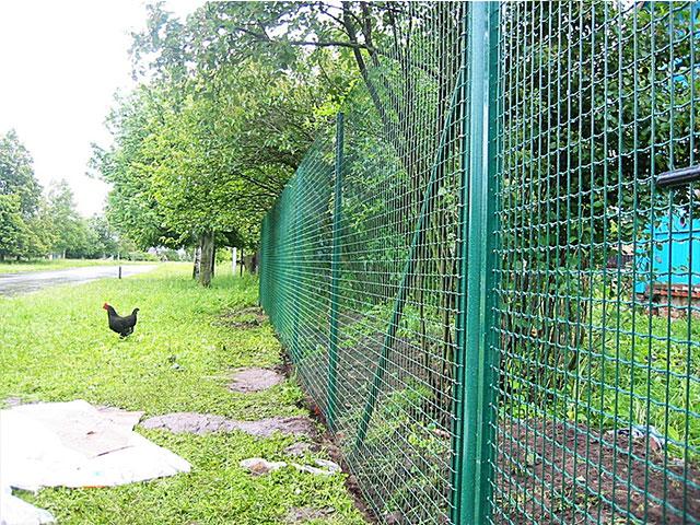 养殖围栏网安装要点